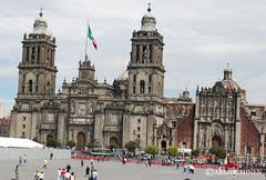 Zocalo Mexico city