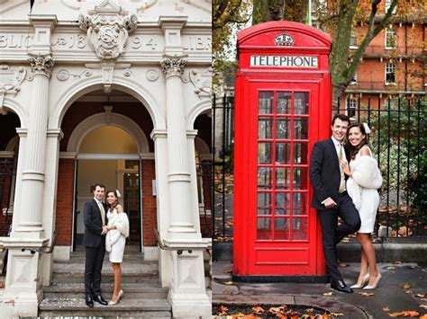 Mayfair Library Wedding Portraits   Register Office