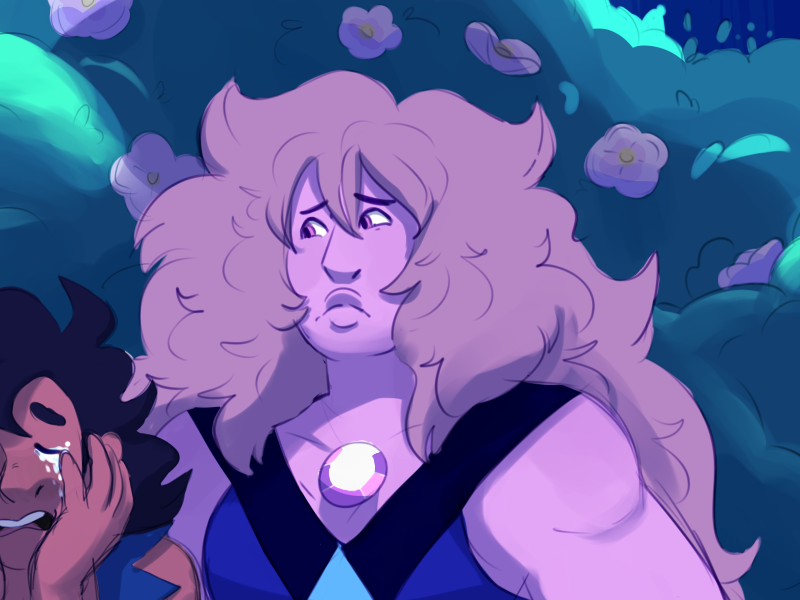 im!!! really proud of this i havent drawn a background in like, a year, more aaa!!!