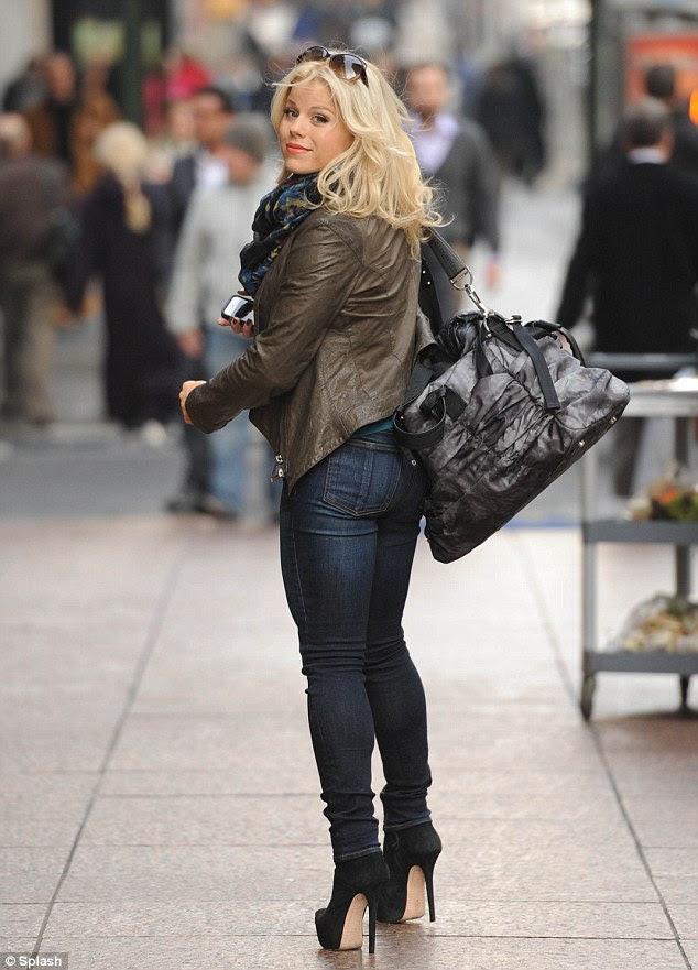 Katharine Mcphee Skinny