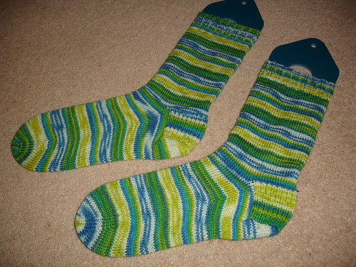 Eat Your Greens socks 001