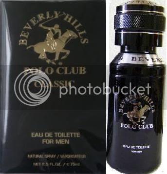 Nước hoa nam hiệu Polo Club Rogue for Men, 100% xách tay từ Mỹ về