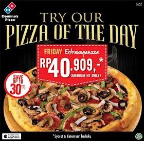 Domino Pizza Medium