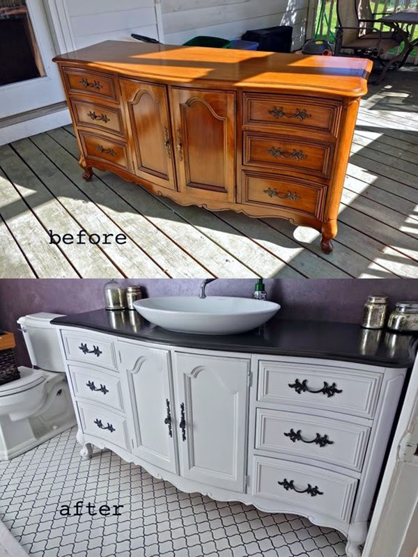 Brilliant Furniture Makeover Ideas to Try in 2016 (7)