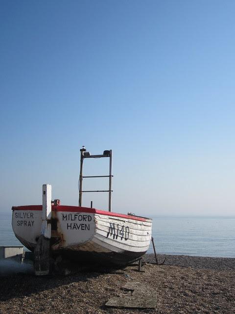 Aldeburgh and Southwold 1st October 2011 011