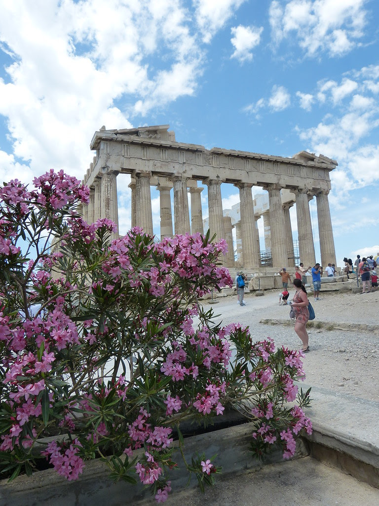 Athens, the Parthenon