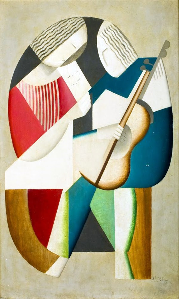 Excellent Examples Of Cubism Art Works (35)