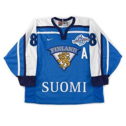 Finland 2004 World Cup jersey photo Finland 2004 WCOH F.jpg