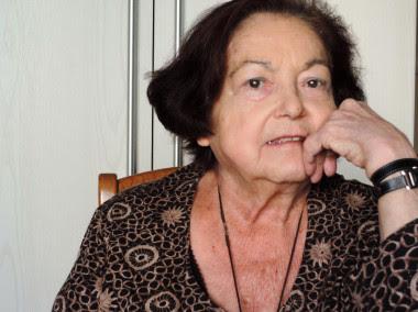 <p>Françoise Heritier / Wikipedia</p>