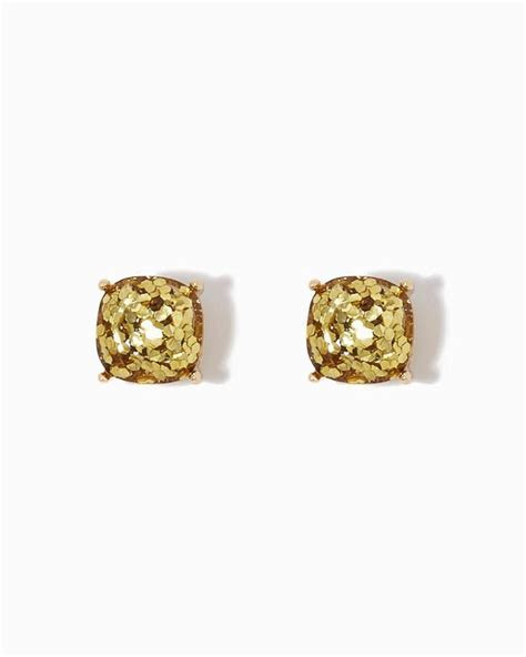 charming charlie   Glittery Solitaire Studs   UPC