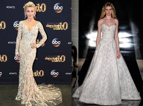 What Julianne Hough Should Wear on Her Wedding Day, Based