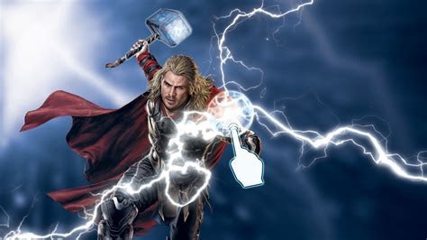 Thor Le Monde des Ténèbres LWP ? Applications Android sur
