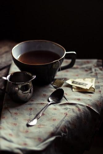 [30/365] tea & the splendid table por Hannah [honey & jam]