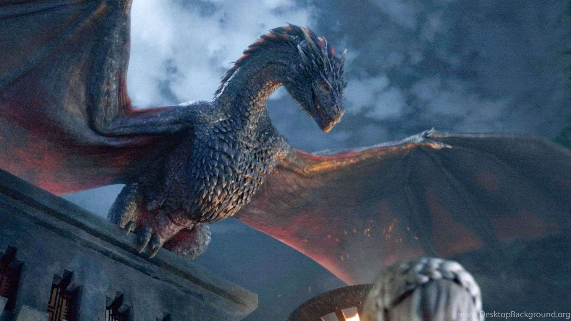 Game Of Thrones Dragon Wallpapers Dreamlovewallpapers