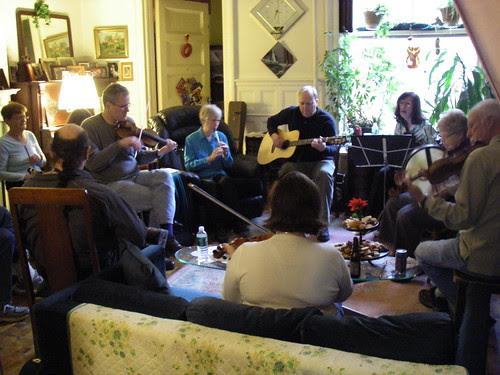 Elsa's Party 2008 9