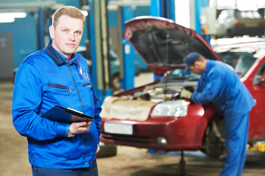 Automotive Career Spotlight: A Day in the Life of a Shop ...