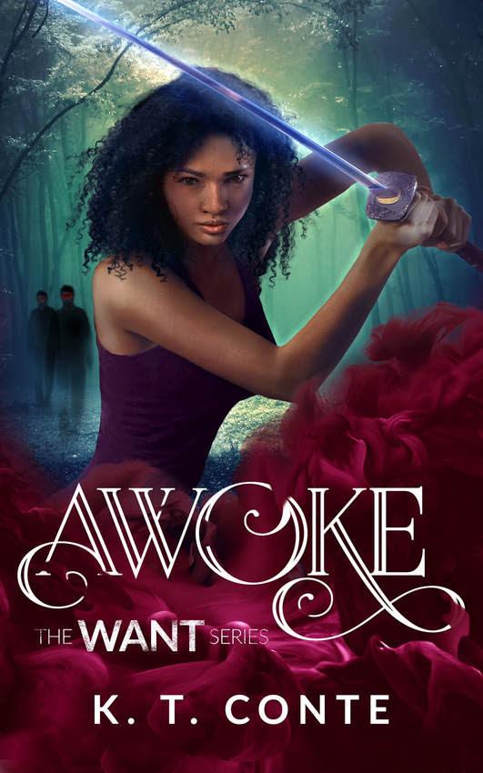 Awoke by K.T. Conte