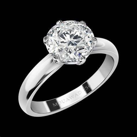 Classique Diamond Rings   Wedding, Promise, Diamond