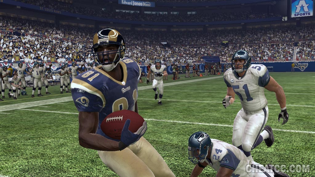 Madden NFL 09 Review for PlayStation 2 PS2