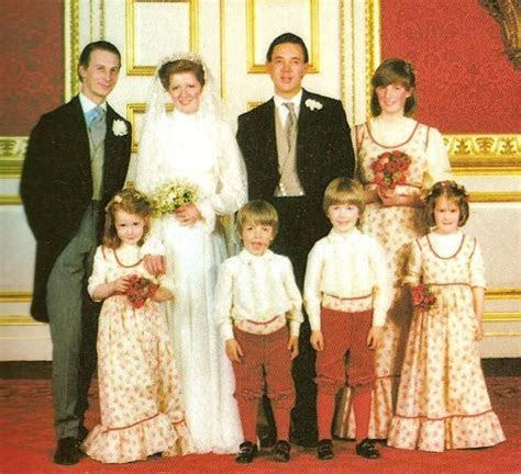 lady Jane Spencer's wedding   > Diana .