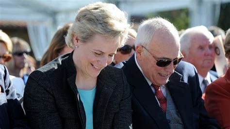 Mary Cheney Gets Married