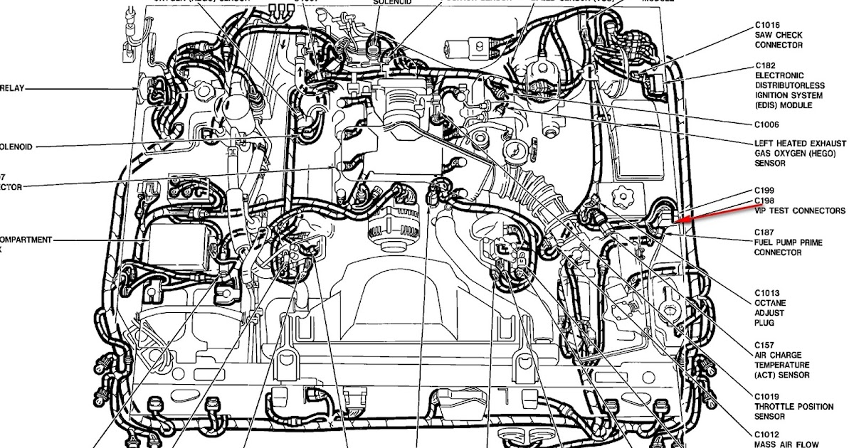 2003 Dodge Gr Caravan Cooling System Diagram
