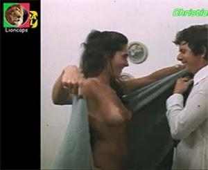 Christiane Torloni nua no filme Aguenta Coração