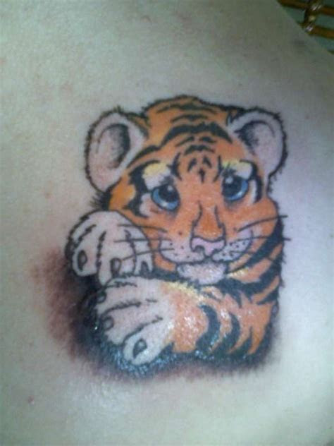 tiger tattoo images designs
