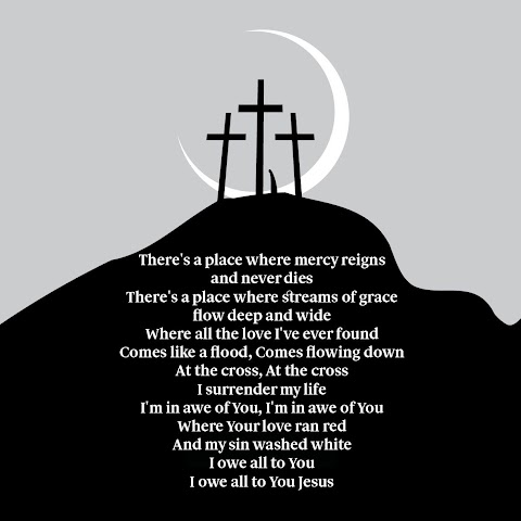 Lyrics To At The Cross By Chris Tomlin