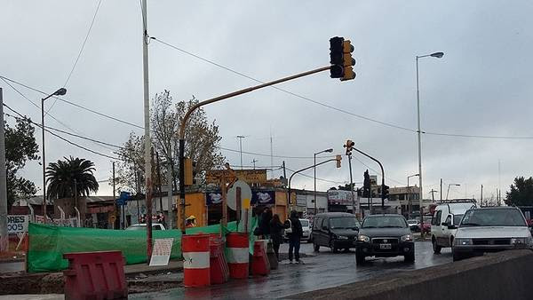 La Matanza: con cambios en el proyecto sigue la obra del Metrobus en la Ruta 3.