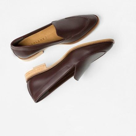 The Modern Loafer - Burgundy – Everlane