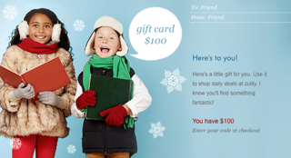 Zulily Gift Cards