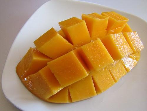 Champagne Mango
