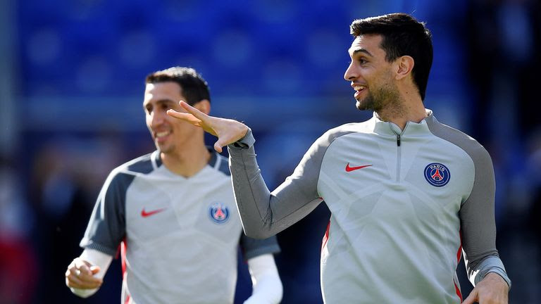 Angel Di Maria and Javier Pastore are being investigated