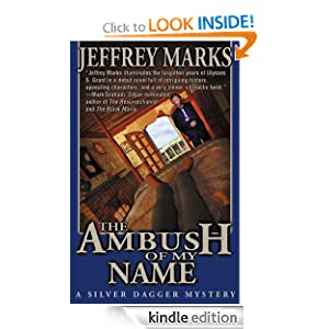 The Ambush of My Name (US Grant mysteries)
