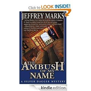 The Ambush of My Name (US Grant mysteries)
