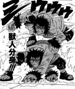 Narutonarutoの犬塚キバって弱すぎだろwwwww ちゃん速
