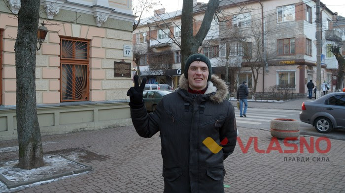 опитування штучна чи жива ялинка - Дмитро фото