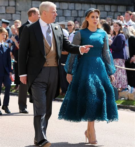 Princess Beatrice Dress at Royal Wedding 2018   POPSUGAR