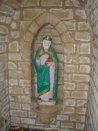Saint Priest de Clermont ou Prix, évêque et martyr († 676)