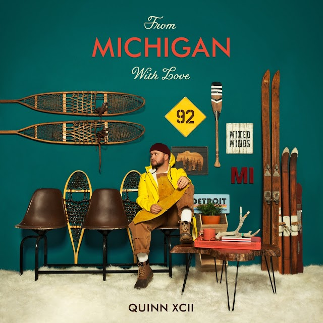 Quinn XCII - From Michigan With Love (Album) [iTunes Plus AAC M4A]