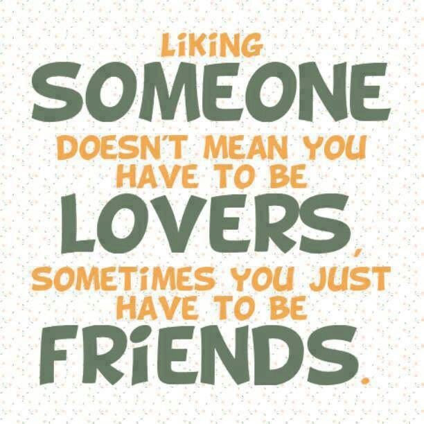 Quotes About Liking Someone