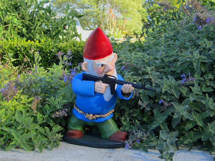 Combat Garden Gnomes 016
