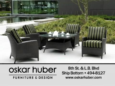 Lbi Tv Blog Archive Oskar Huber Furniture Design