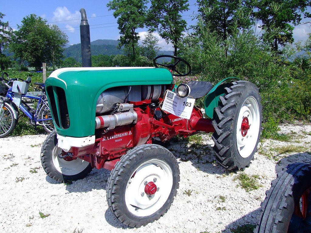1951 Lamborghini Tractor