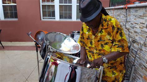 Solo Steel Drum Performer Pan Player Reggae Long Island