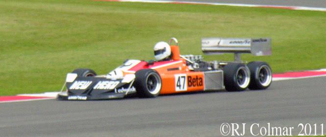March 2 4 0, Silverstone Classic