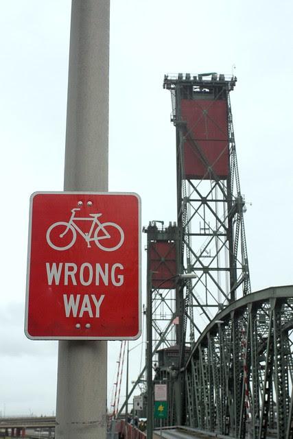 as seen on the hawthorne bridge