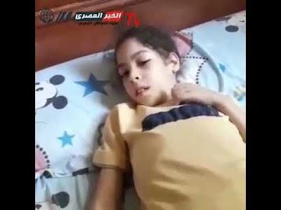 مواطن بمحافظة الدقهلية يستغيث ويناشد وزيرة الصحة والسادة المسؤولين «بنتي الوحيدة بتموت مني»