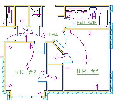 layers en AutoCAD